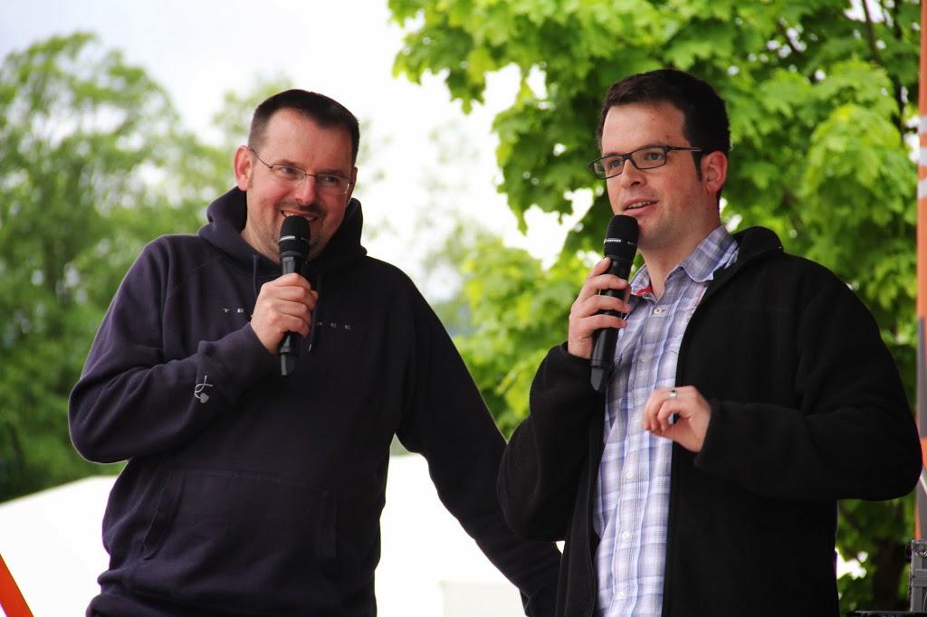 Mit Christian Köck, Bürgermeister der Tegernsee-Gemeinde Rottach-Egern.